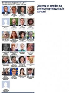 Candidats du Gard