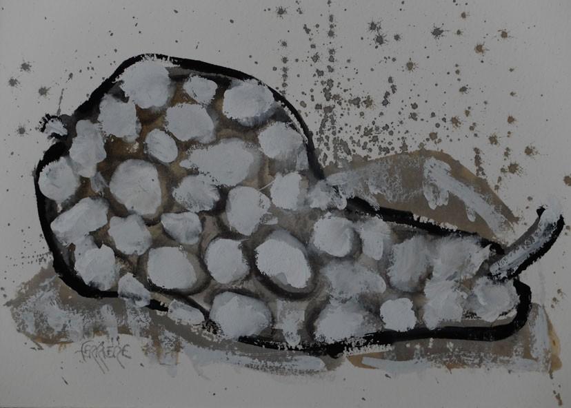"""""""La poire blette"""", de Bernard Ferrière"""